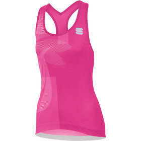 Sportful Oasis Top Women, bubble gum white